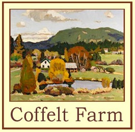 Coffelt Farm on Orcas Island