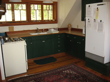 The Kitchen Orcas Island
